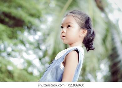Asian children portrait / Healthy children