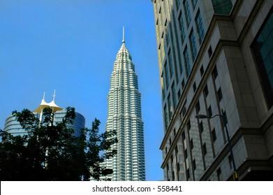 Asian city - Kuala Lumpur