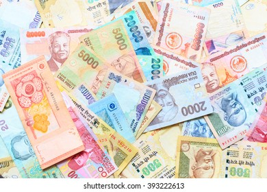 Asian currencies are now more easily recognized as their economies become more matured.