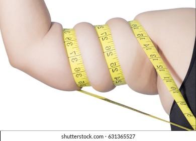 Imágenes, fotos de stock y vectores sobre Woman Arm Fat