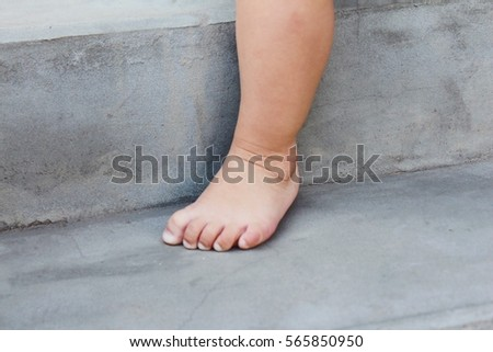 Asian feet pics