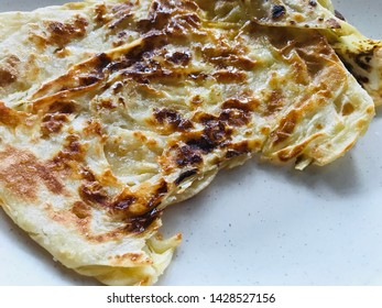 Asian flatbread / Roti Canai is an Indian influenced flatbread dish found in several countries in Southeast Asia, including Malaysia, Brunei, Indonesia and Singapore.