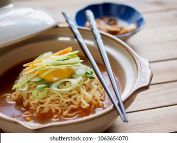 Asian food ramen, Instant Ramen