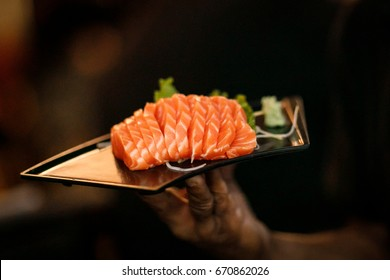 Asian food - Sashimi