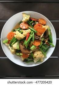 Asian food, Vegeterian