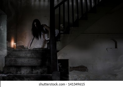 Asian Ghost story girl 2