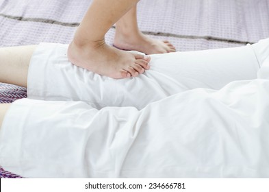 Asian Girl massage