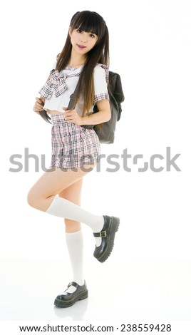 Are Sexy asian school uniform