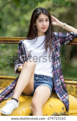 Asian girls image foto