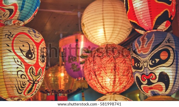 Asian Lighting decor