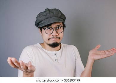 Asian man dont know or not sure.