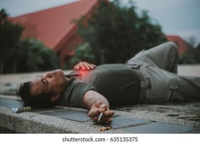 Asian man sick because of smoking than quantity,no world tobacco day