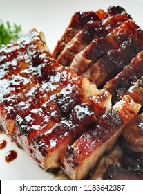 Asian Roast Pork Belly