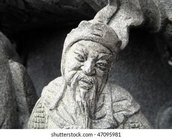 Asian Sculpture Symbol