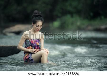 Lao sexy girl