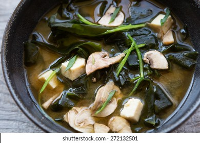 Asian soup pot