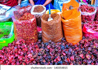 Asian Spicy spices