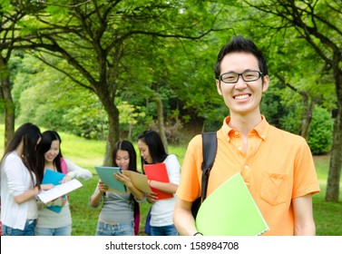 Asian students