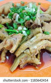 Asian Style Steamed Chicken Feed