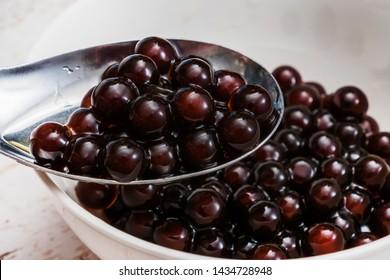 Asian Sweets Black Pearl Tapioca