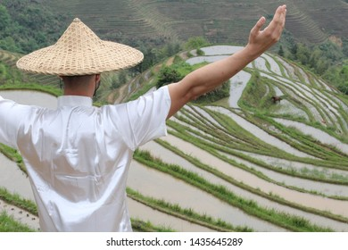 7a06c971a Asian Rice Hat Images, Stock Photos & Vectors | Shutterstock
