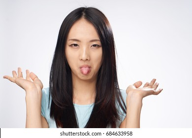 Thanks Hot asian women tongue out