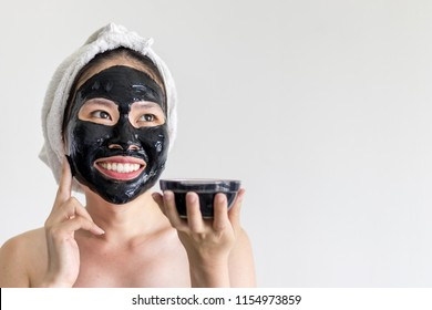 Charcoal Blackheads Remover Images, Stock Photos & Vectors