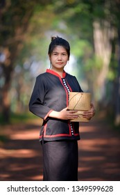 Asian women in native costume.