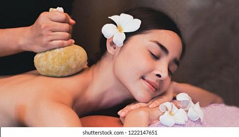Asian Women Spa.Thai massage