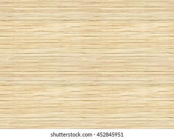 Asian wood pattern background concept: Seamless straw wicker mat texture wallpaper
