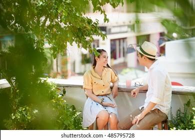 Dating en Park Ranger