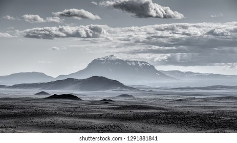 Askja in Iceland