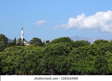 Aslan Pasha mosque Ioannina Epirus Greece