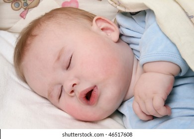 asleep baby