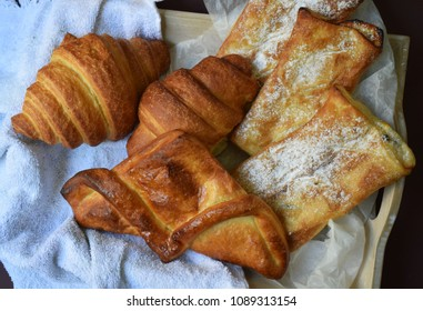 asortment of pastries