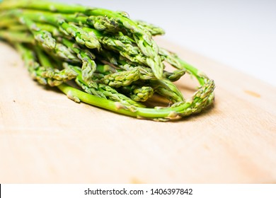 The asparagarus in the table