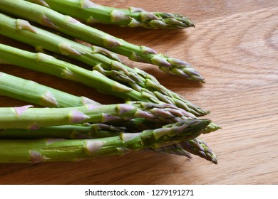 Asparagus Tips 2a- with space for copy on right