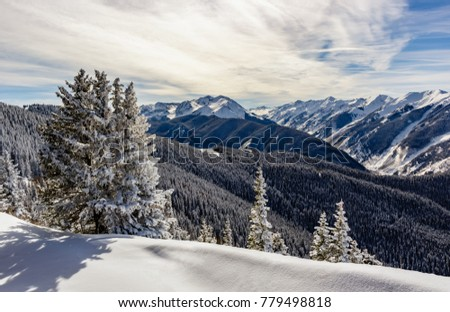 Aspen Highland Mountains