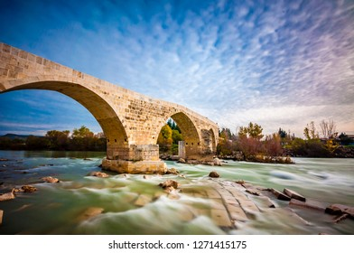 Aspendos Belkis Ancient Bridge, Antalya