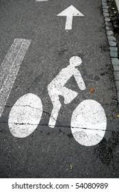 Asphalt Bike Track