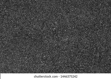 Asphalt road background with black color.