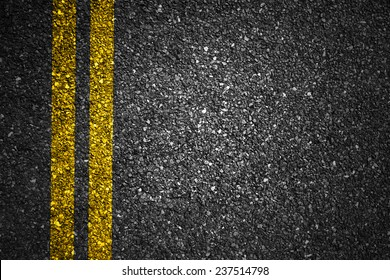 Asphalt Road Texture for Background