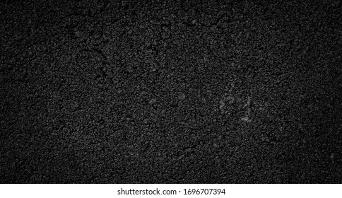 asphalt road texture of the tarmac, top view. - Shutterstock ID 1696707394