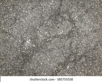 asphalt texture with white dashed line
