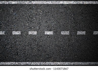 Asphalted road texture
