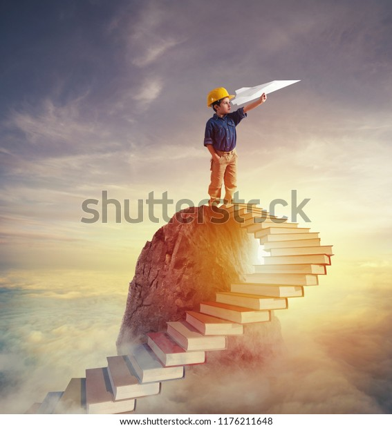 Aspire to prestigious roles by climbing a ladder of books