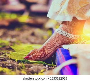 An assamese bride and marriage rituals