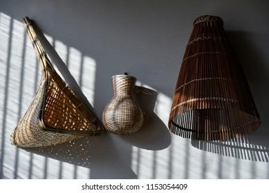 Assamese fishing equipment