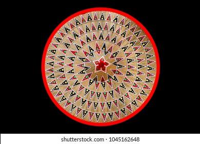 Assamese Traditional japi
