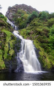 Assaranca Waterfall, Ardara, County Donegal, Ireland